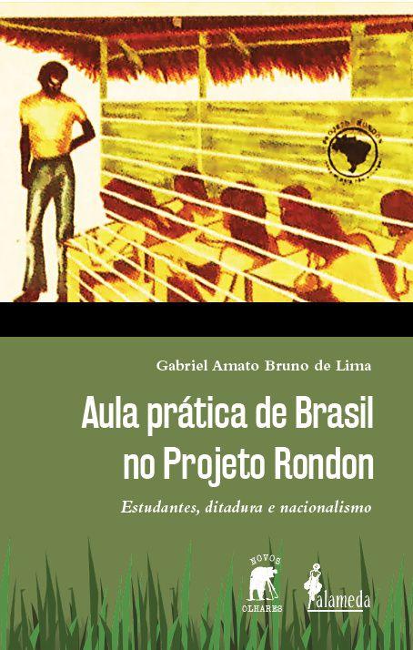 Aula prática de Brasil no Projeto Rondon, de Gabriel Amato
