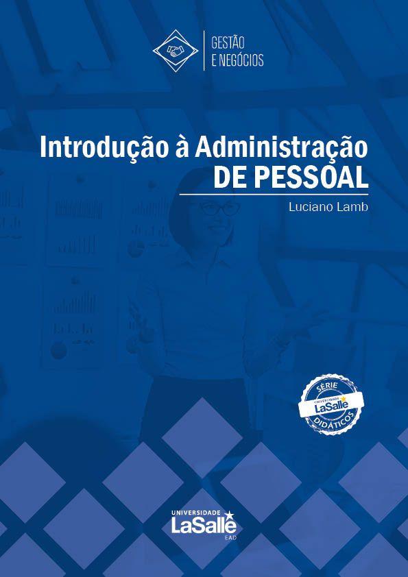 Introdução à Administração de Pessoal