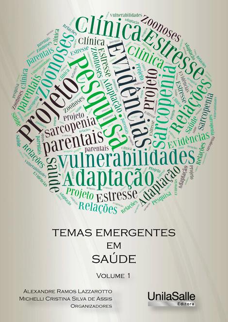 Temas emergentes em saúde – volume 1