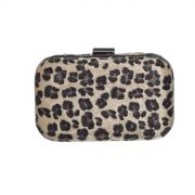 Clutch animal print leopardo