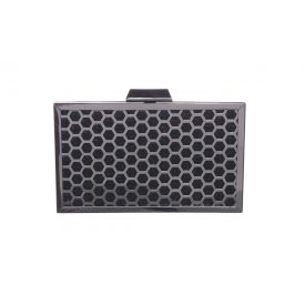 Clutch Honeycomb Metalizada