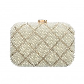 Clutch Pérola Maxi Galla