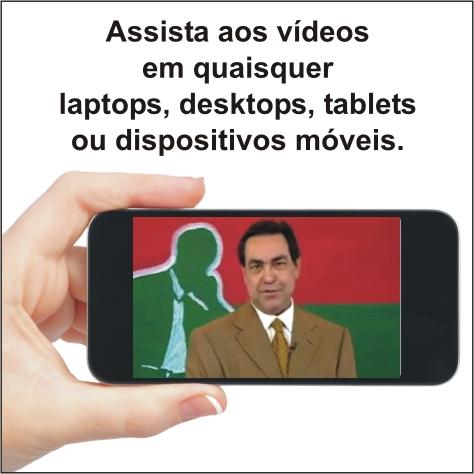 Videocurso Online: PARE DE TER DÓ DE SI PRÓPRIO - Luiz Marins  - Videocurso Commit