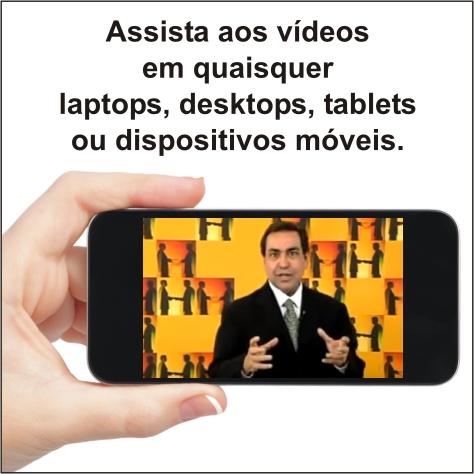 """Videocurso Online: A ARTE DE """"FECHAR"""" EM VENDAS - Luiz Marins  - Videocurso Commit"""
