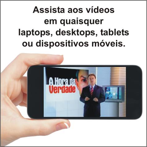 Videocurso Online: A HORA DA VERDADE - Vários Autores  - Videocurso Commit
