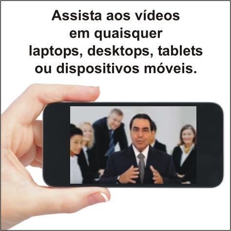 Videocurso Online: AUTOESTIMA E SUCESSO - Luiz Marins  - Videocurso Commit