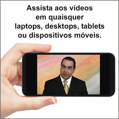 Videocurso Online: CHEGA DE DESCULPAS - Luiz Marins  - Videocurso Commit