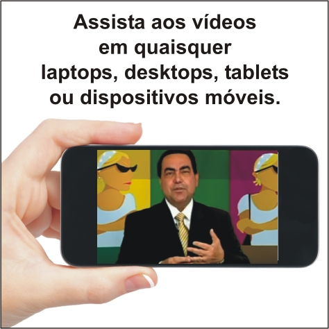 Videocurso Online: COMO SATISFAZER CLIENTES DIFÍCEIS - Luiz Marins  - Videocurso Commit