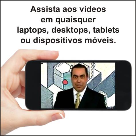 Videocurso Online: CONTRATE CERTO! - Luiz Marins  - Videocurso Commit