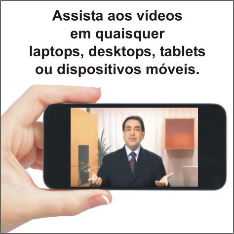 Videocurso Online: LIDERAR É MOTIVAR - Luiz Marins  - Videocurso Commit