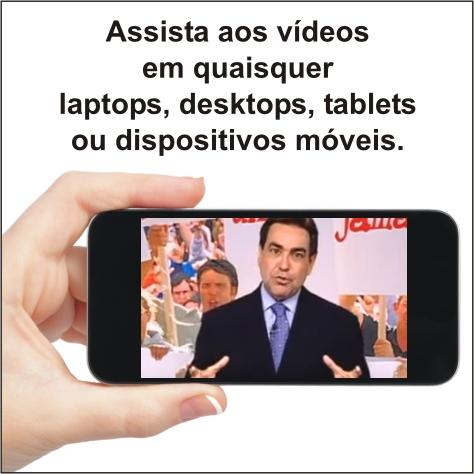 Videocurso Online: EMPRESA UNIDA JAMAIS SERÁ VENCIDA - Luiz Marins  - Videocurso Commit