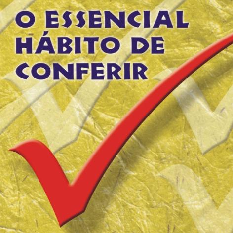 Videocurso Online: O ESSENCIAL HÁBITO DE CONFERIR - Luiz Marins  - Videocurso Commit