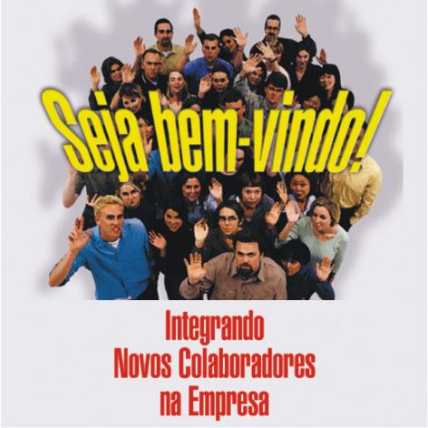 Videocurso Online: SEJA BEM VINDO! INTEGRANDO NOVOS COLABORADORES NA EMPRESA - Luiz Marins  - Videocurso Commit