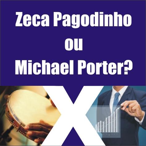 Videocurso Online: ZECA PAGODINHO OU MICHAEL PORTER? - Luiz Marins  - Videocurso Commit