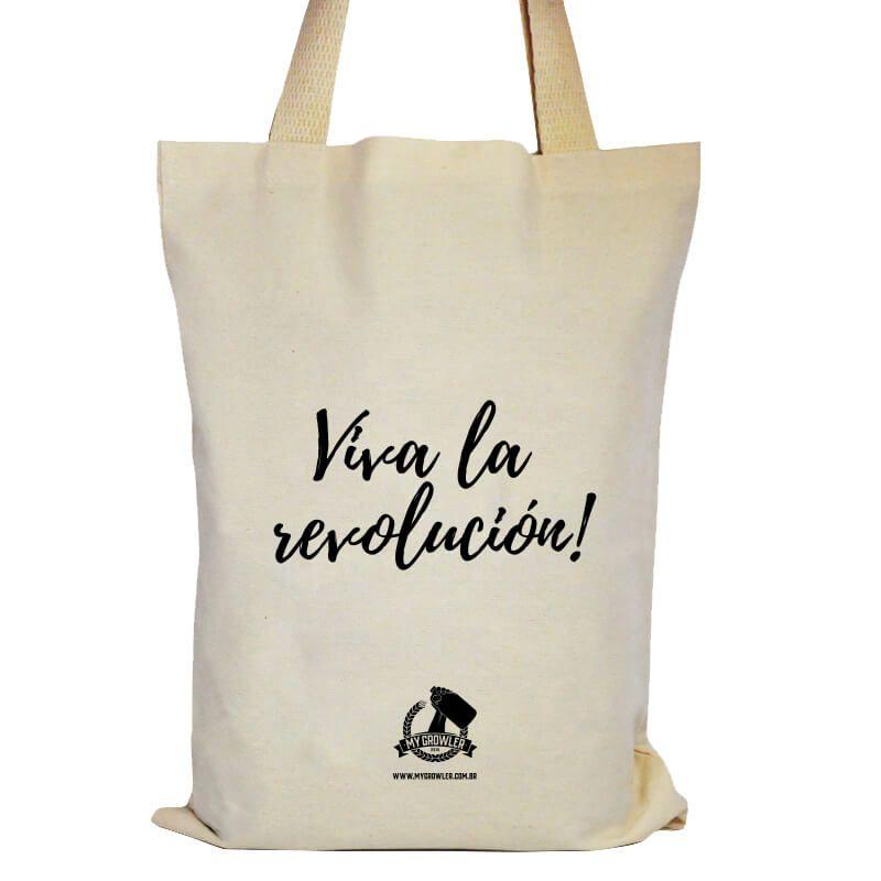 Ecobag Viva La Revolución My Growler