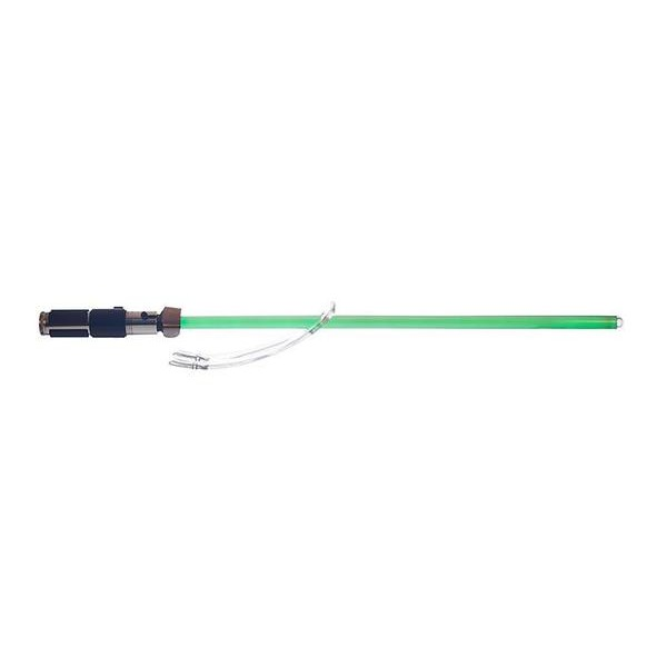 HASBRO STAR WARS Yoda FORCE FX LIGHTSABER - SABRE DE LUZ The Black Series  - Movie Freaks Collectibles