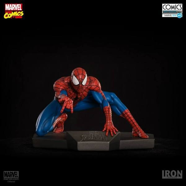 Iron Studios Homem Aranha 1/10 Art Scale Marvel Comics  - Movie Freaks Collectibles