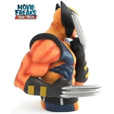Wolverine Busto tipo Cofre - Movie Freaks Collectibles