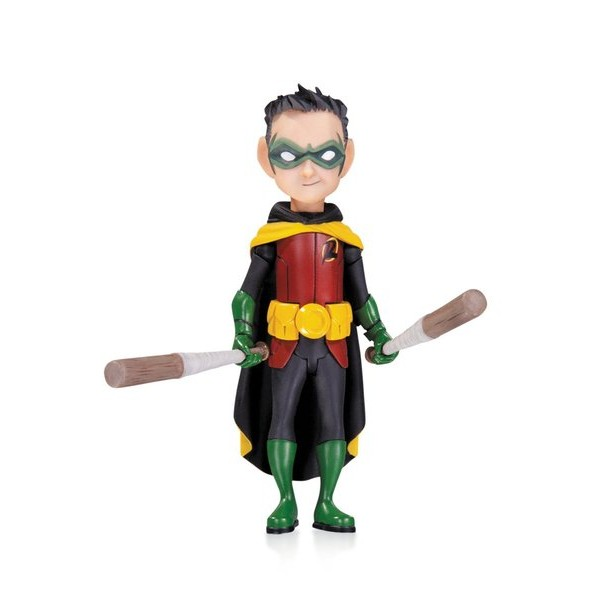 Lil Gotham: Robin Mini Action Figures DC Collectibles  - Movie Freaks Collectibles