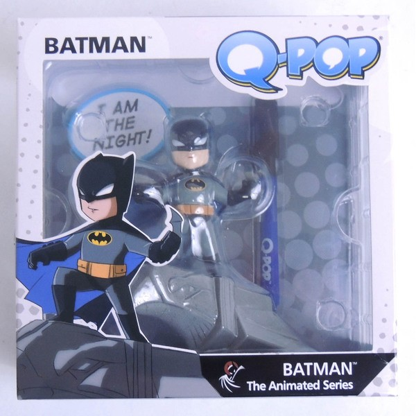 Quantum Mechanix Batman Q-Pop Toy Figure  - Movie Freaks Collectibles