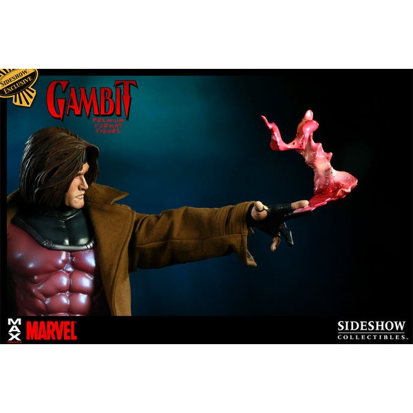 Sideshow Gambit Premium Format EXclusive X-MEN  - Movie Freaks Collectibles