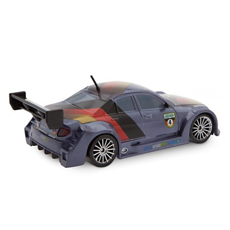Disney Store Max Schnell Die Cast Car - Cars 2 - 1:43  - Movie Freaks Collectibles