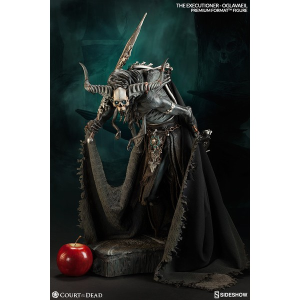 Sideshow The Executioner Oglavaeil Premium Format?  - Movie Freaks Collectibles