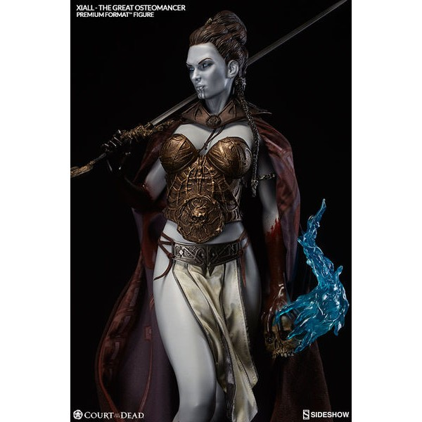 Sideshow Valkyrie of the Dead Kier Premium Format?  - Movie Freaks Collectibles