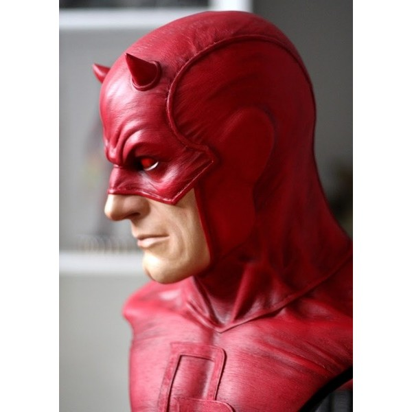 Sideshow Daredevil / Demolidor Life-Size Bust  - Movie Freaks Collectibles