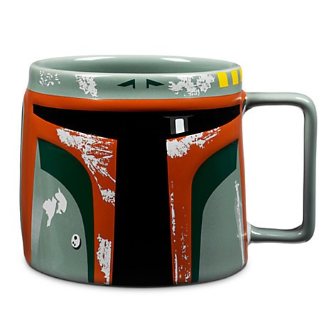 Caneca Boba Fett - Star Wars / Disney Store - Produto original e licenciado!  - Movie Freaks Collectibles