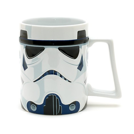 Caneca Storm Trooper - Star Wars / Disney Store - Produto original e licenciado!  - Movie Freaks Collectibles