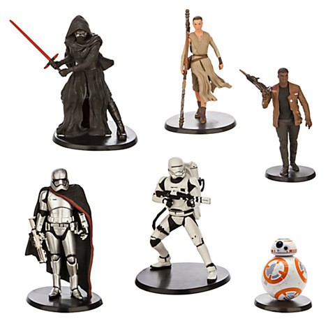 Disney Store Star Wars: The Force Awakens Play Set  - Movie Freaks Collectibles
