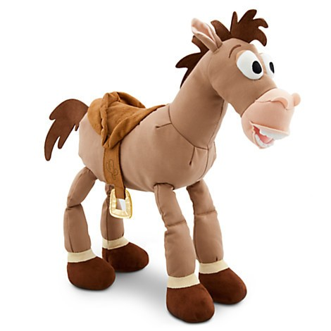Disney Store Bala no Alvo Toy Story Pelúcia Medio 43cm  - Movie Freaks Collectibles