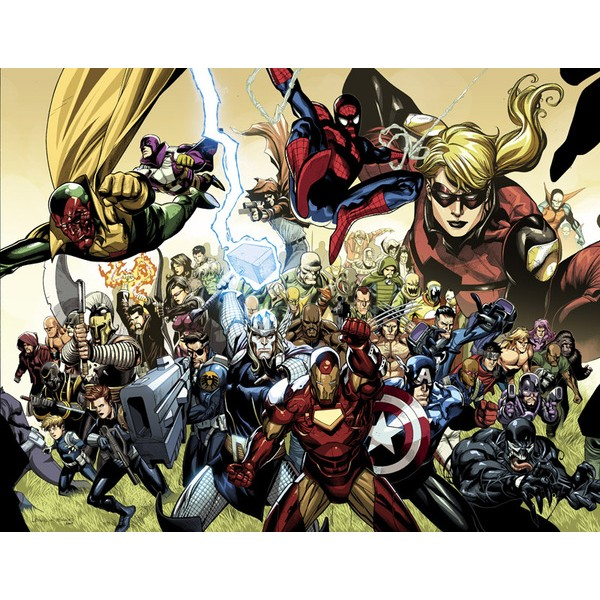 Secret Invasion Hardcover Deluxe  - Movie Freaks Collectibles