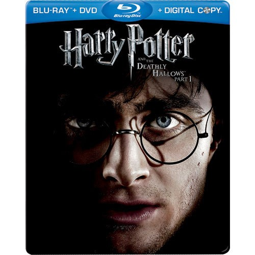 Coleção Completa Harry Potter Blu-ray Steelbook C/ Steelcase  - Movie Freaks Collectibles