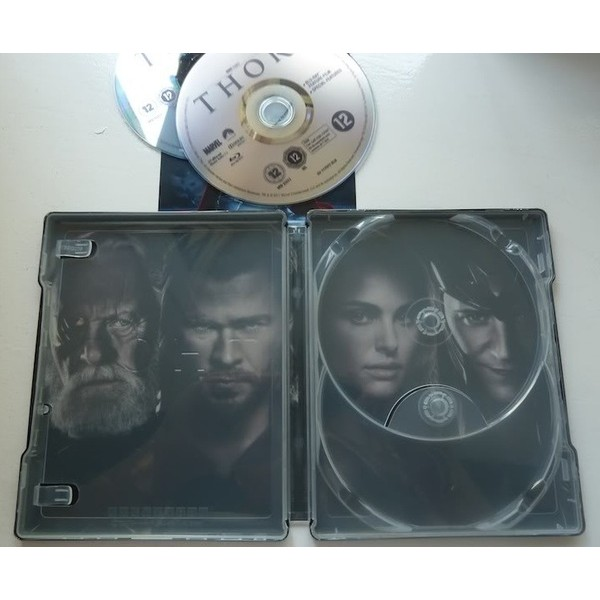 Thor Blu-ray Steelbook  - Movie Freaks Collectibles