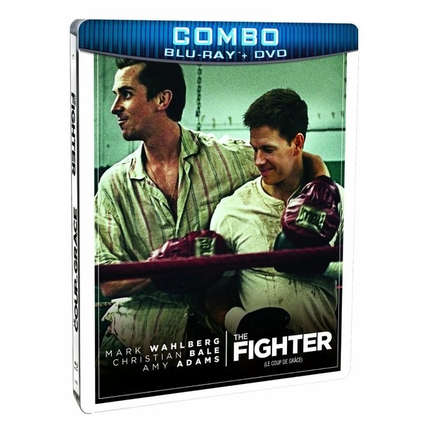 O Vencedor / The Fighter Steelbook Combo  - Movie Freaks Collectibles