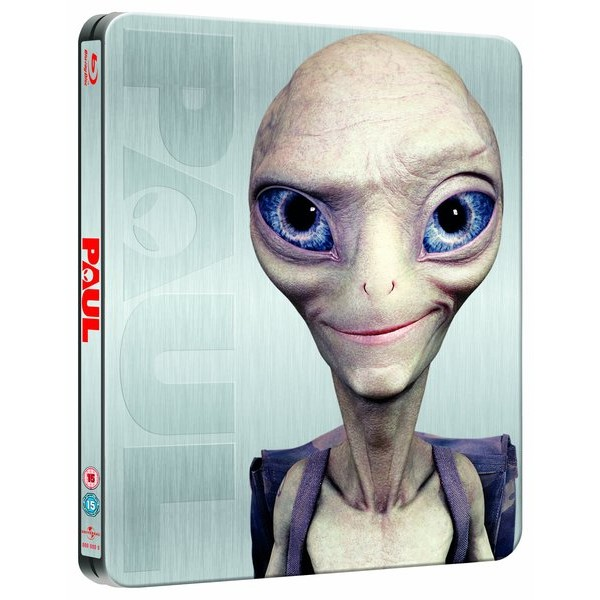 Paul Blu-ray Steelbook  - Movie Freaks Collectibles