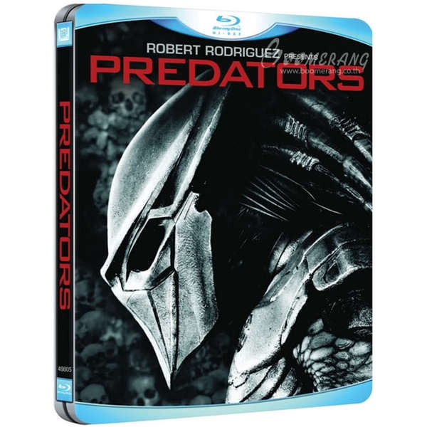 Predadores Blu-ray Steelbook - Movie Freaks Collectibles