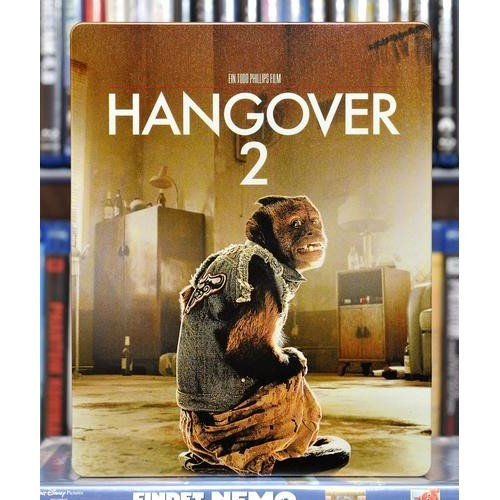 Se Beber, Não Case! Parte 2 Hangover 2 Blu-ray Steelbook  - Movie Freaks Collectibles