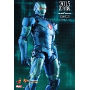 Hot Toys Homem de Ferro Mark III Stealth Mode Version