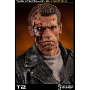 Sideshow T-800 Terminator Battle Damaged Premium Format