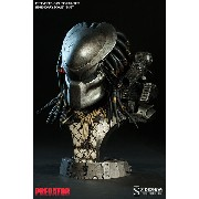 Sideshow Collectibles Predador Masked Hunter Legendary Scale? Bust