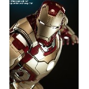 Sideshow Homem de Ferro Mark XLII Iron Man Mark 42 Maquette