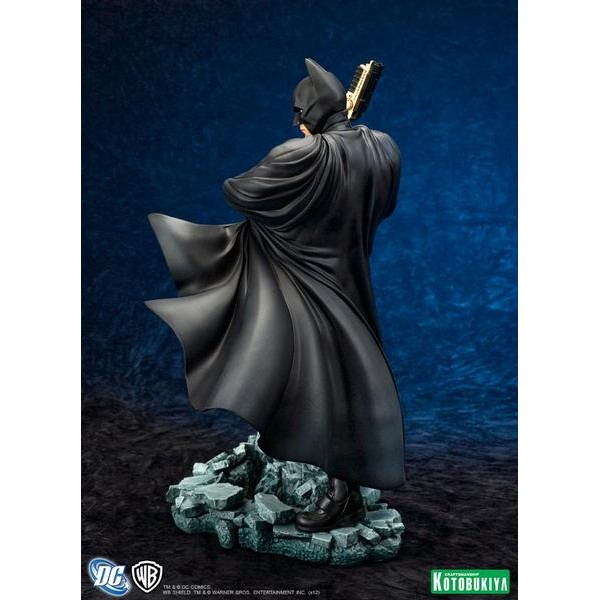 Kotobukiya BATMAN The Dark Knight Rises ArtFX Statue  - Movie Freaks Collectibles