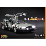 Hot Toys DeLorean Time Machine 1/6 - De volta para o futuro