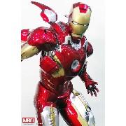 XM Studios Homem de Ferro Mark VII Statue