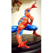 Erick Sosa Marvel Vs Capcom Spider-man Homem Aranha 1/4 scale Custom Statue