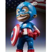 Gentle Giant Capitão America Skottie Young Animated Statue