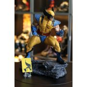 Madx Yellow Wolverine 1/4 Custom statue